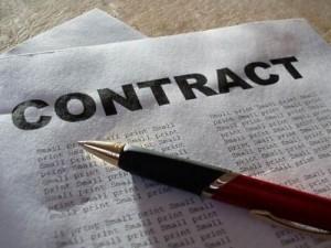 Рыночный контракт